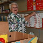 Sue Singleton, director of the McCreary County Christian Care Center