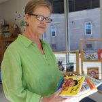 Kay Morrow, director of the McCreary County Public Library