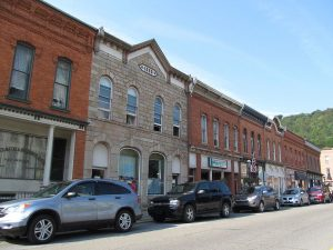 Coudersport, Pennsylvania, is the county seat of Potter County.