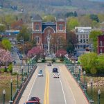 Owego, New York, is the county seat of Tioga County
