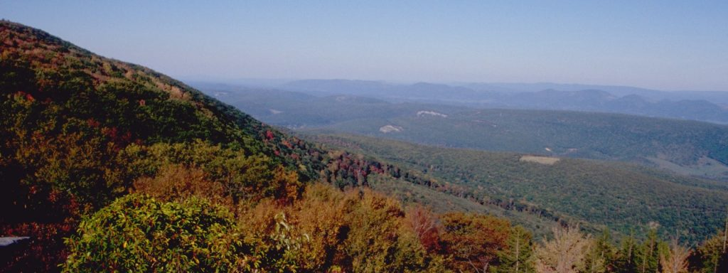 Grant County, in West Virginia's Eastern Panhandle, is known for its natural assets, including Bear Rocks Preserve.