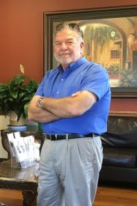 Danny McKay, administrator of Noxubee General Hospital.