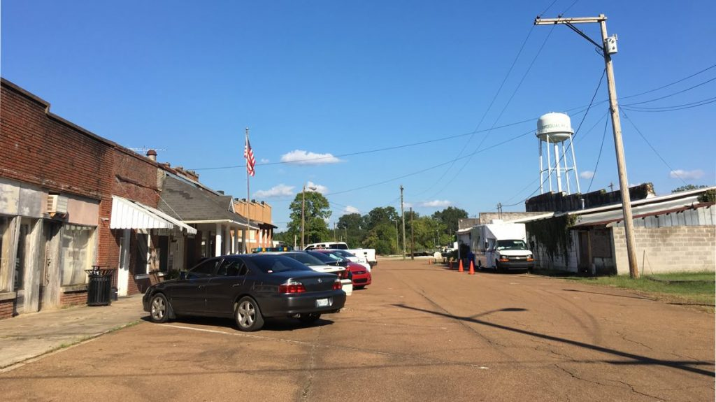 Shuqualak, Mississippi, is one of three sizable communities in Noxubee County.