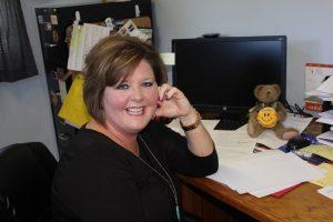 Melissa Jones, team leader, Adanta Group Wayne County Mental Health Center
