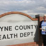 Vicky Albertson, diabetes educator for the Wayne County Health Department