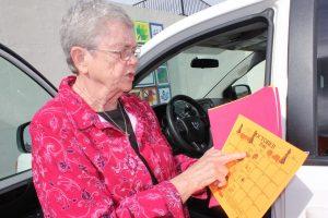 Sister Ann Kernan, leader of the Mountain Moms support group