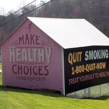 The many ways in which smoking affects health in Appalachia